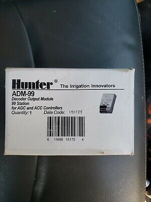Hunter Decoder Output Module ADM-99 for AGC ACC-99D & ACC-1200 Controllers