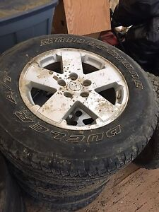 """18"""" jeep spare tires"""