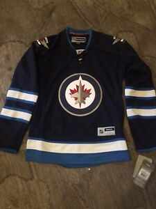95571c0b7629d New Winnipeg Jets NHL women s sports jersey