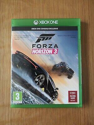 Forza Horizon 3, Xbox One - MINT