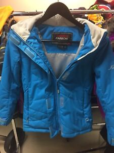 Karbon coat, youth size