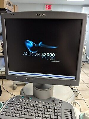 Siemens Acuson S2000 W 2 Transducer