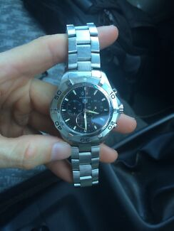 TAGHEUER 'aquaracer dive watch' South Coogee Eastern Suburbs Preview