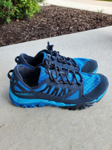 mens blueberry performance footwear hiking active sneakers