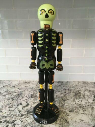 Halloween Skeleton Nutcracker
