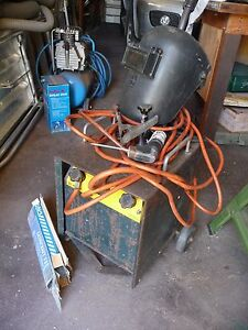 Welder Single Phase Type AC Forbes 130 Duncraig Joondalup Area Preview