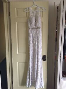 Xs prom/wedding gown brand new