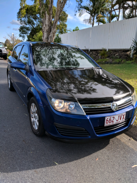 Holden astra 2007 drives like new 5 speed manual cars vans utes 1 of 8 fandeluxe Gallery