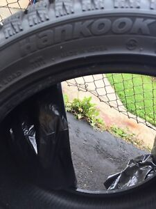 4 Winter Tires for sale HanKook Tire