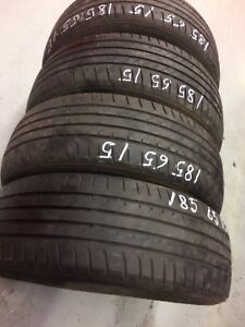 4 Maxtrek all season tires:185/65R15