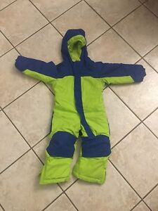 2T LLBean cold buster snowsuit (1pc)