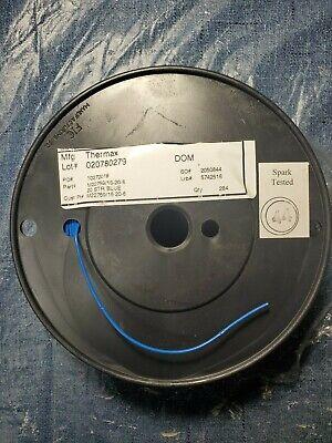 20 Awg Mil-spec Blue M2275916-20 Etfe Insulationstranded Tinned Copper 284 Ft