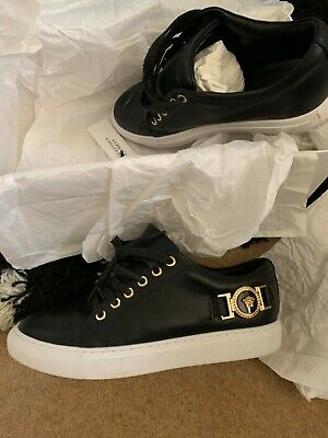 Genuine Versace trainers size UK 7