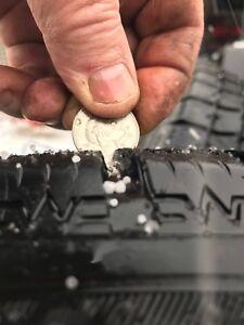Snow tires