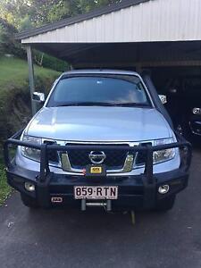 2011 Nissan Navara ST-X : 4 Door Ute Worongary Gold Coast City Preview