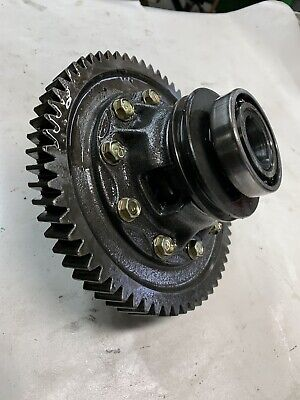 John Deere Gator 6 X 4 . 2 X 4 Differential Axle Lock Assy M806323 Used 221