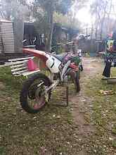 Honda cr250r for sale or swap Glenning Valley Wyong Area Preview