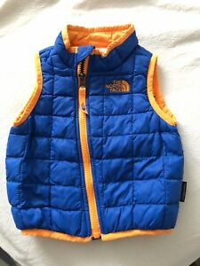 Veste thermoball North Face 6-12m