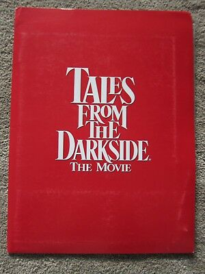 TALES FROM THE DARKSIDE Press Kit-Debbie Harry, Christian Slater, Rae Dawn Chong