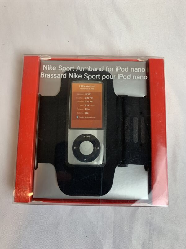 Nike Sport Armband for iPod Nano Brand New
