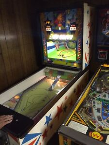 100 Working WILLIAMS LINE DRIVE BASEBALL PINBALL MACHINE