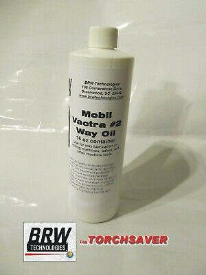 Mobil Vactra2 Way Lube Oil For Milling Machines South Bend Lathes
