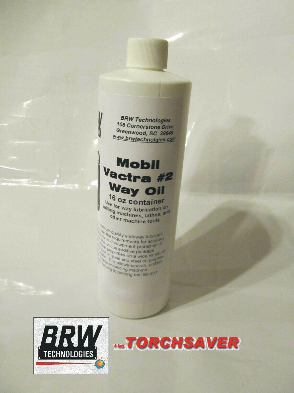 Mobil Vactra#2 way lube oil for milling machines, south bend