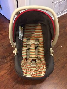 Stroller and car seat and base 150$ OBO
