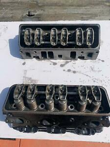 Mercruiser ... Volvo  V6 heads.