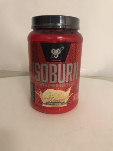 BSN ISOBURN, Lean Whey Protein Powder, Fat Burner for Weight