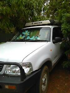 2002 Ford Explorer Wagon Broome Broome City Preview