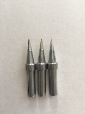 3x Replacement Weller Etp Solder Soldering Tip Fits Stationswes51pes5051wesd5