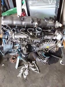 Toyota 2H Diesel Motor
