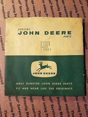John Deere B Upper Water Pipe Gasket B1815r