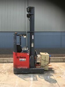 H0303V 1.4T Battery Electric Sit Down Reach Truck Truganina Melton Area Preview