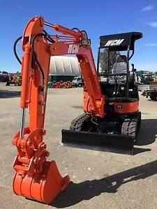 Brand New WCM28U 2.8 ton Excavator Kenwick Gosnells Area Preview