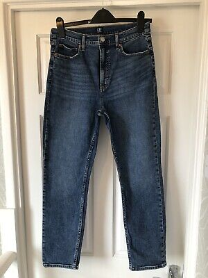 Gap Blue Denim Slim Jeans Size 10 Regular