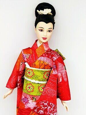 Princess of Japan 2003 Barbie Doll Dolls of the world - mint