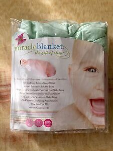 Miracle Blanket/Swaddle