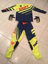 Motocross MX Gear Pants Jersey Gloves - Shift Assult 2015 Size 28 Menai Sutherland Area Preview