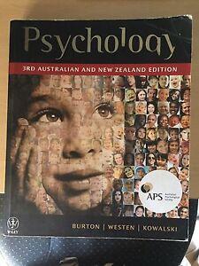 Psychology & Justice Textbooks QUT Cedar Vale Logan Area Preview