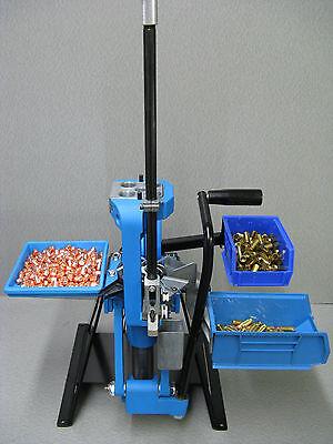 Ultramount press riser system for the Dillon 550 B reloading press. (Press System)