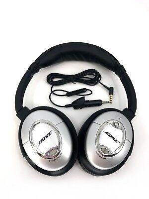 Bose QC15 Quiet Comfort 15 Acoustic Noise Cancelling Headphones #5G8