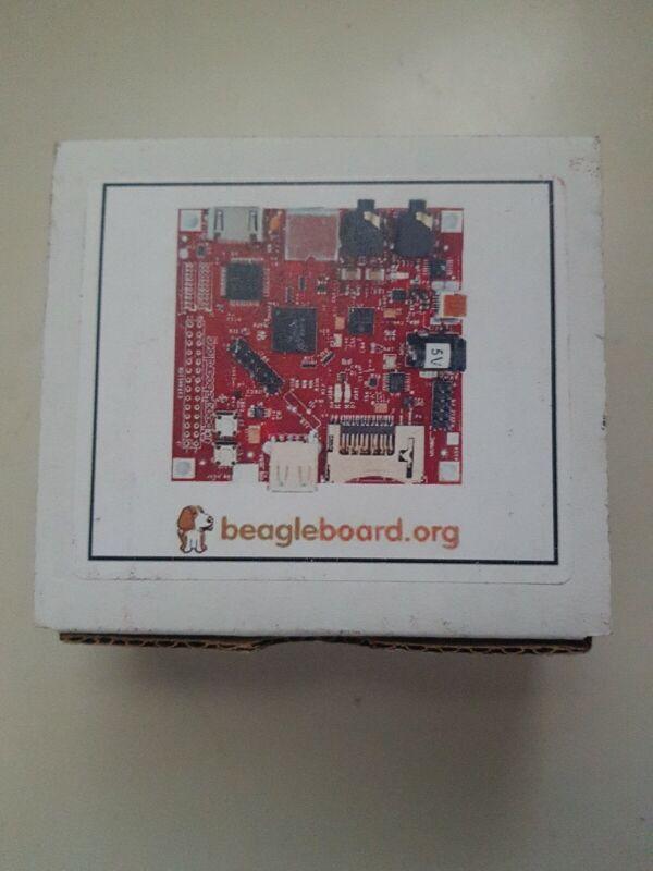 BEAGLEBOARD Beagle Board BB-MB-000 REV C5 DEVELOPMENT BOARD