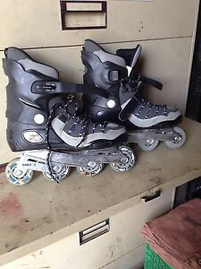 Size 11 rollerblades adult
