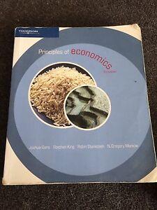 Principles of Economics 3rd ed - Gans, Kings, Stonecash, Mankiw Southbank Melbourne City Preview