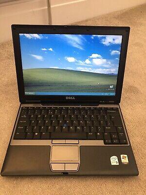 """Dell Latitude D420 Laptop - Intel Core Duo 1.20GHz / 1.5GB / 60GB / 12.1"""""""