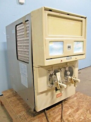 Taylor 355-27 H.d. Commercial 2 Barrels 208-230v 1ph Air Cooled Slush Machine