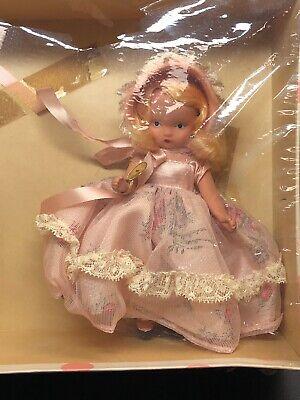 """6"""" Vintage Antique Nancy Ann Storybook Bisque Fairytale Eva #27 W/Box"""