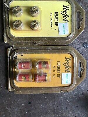 Teejet Spray Tips 4 Tp730077 4 Tk-vs2 Flood Jet Brass